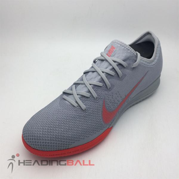 Sepatu Futsal Nike Original Vapor X 12 Pro IC Wolf Grey AH7387-060 67ef28112f
