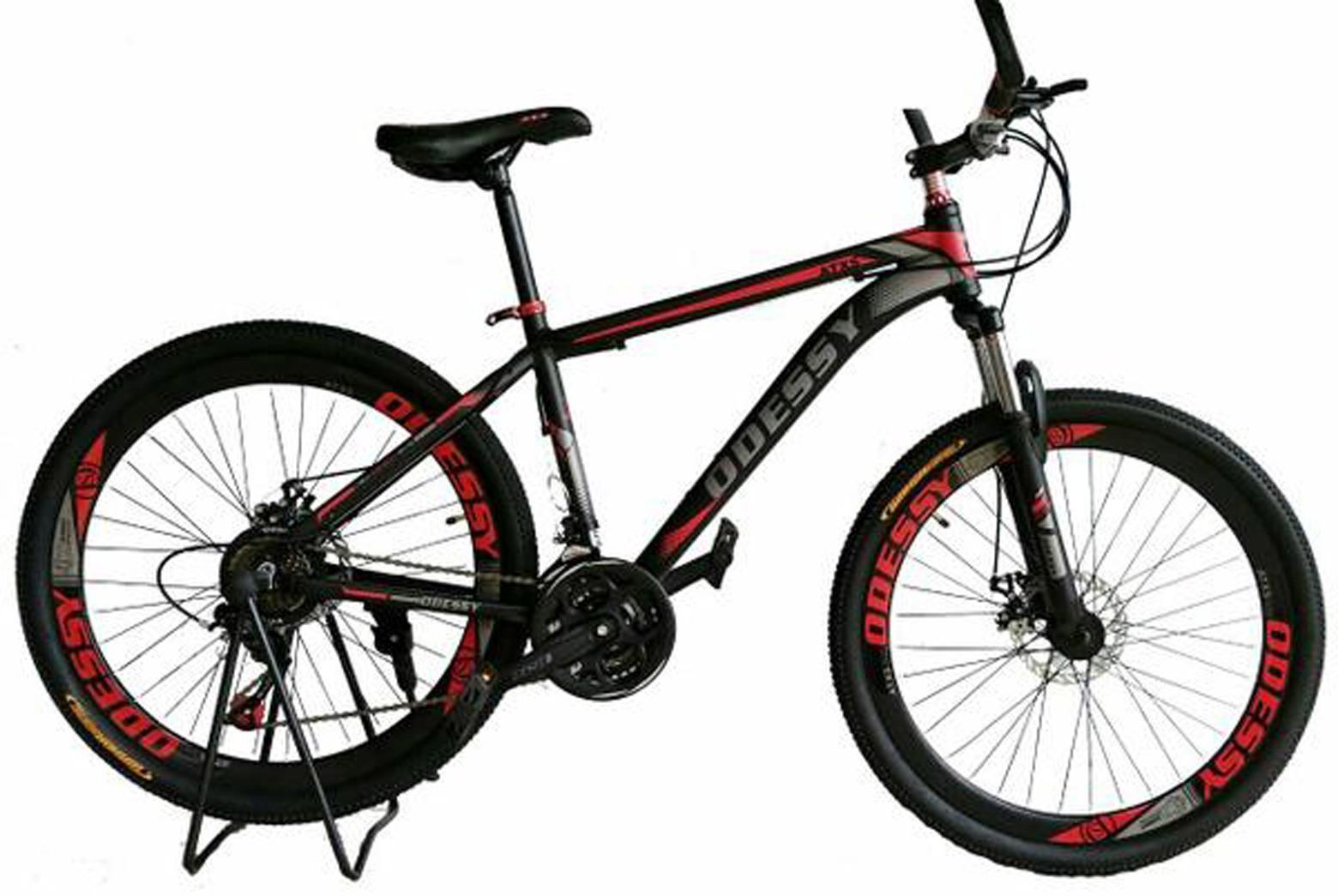 Odessy Atxs 500 MTB Alloy Sporty Sepeda Gunung MTB 26  -  (KHUSUS PULAU JAWA)