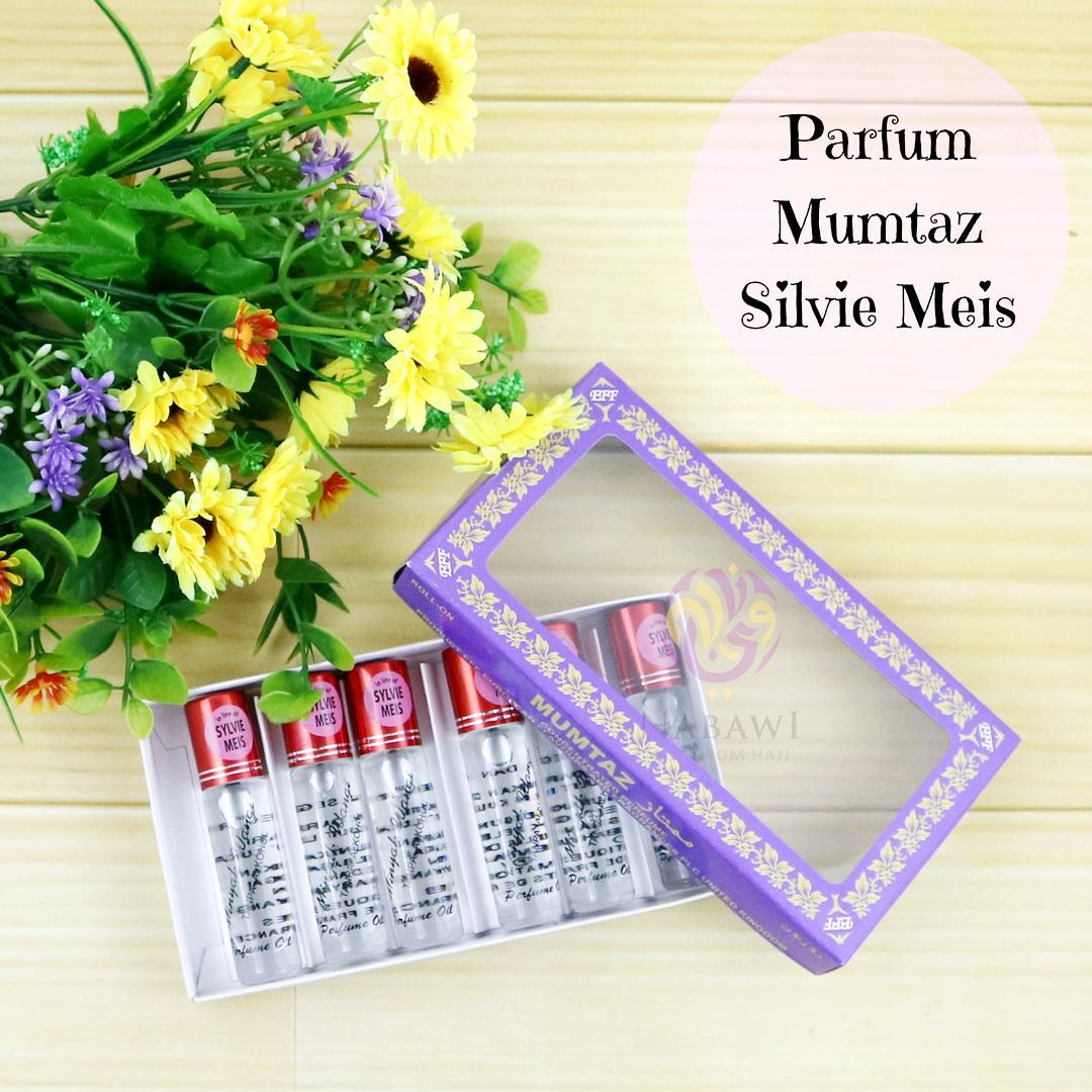 Parfum Minyak Wangi Non Alkohol Mumtaz Sylvie Meis 6 Botol
