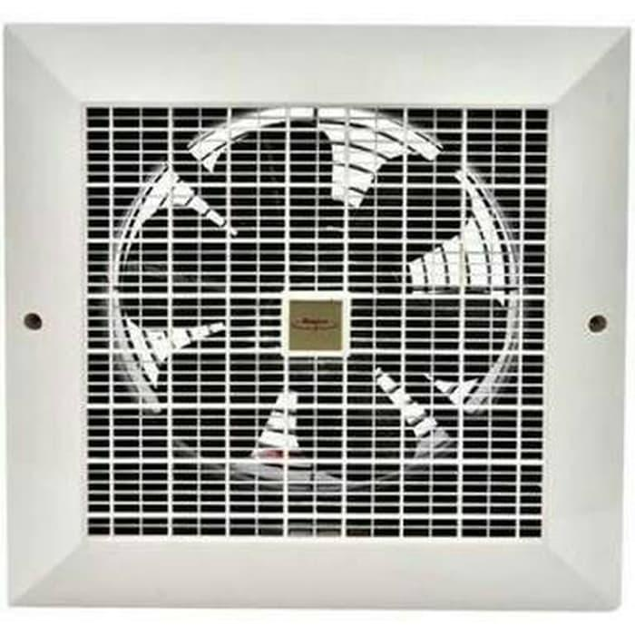 Maspion 10' - 25 cm Ceiling Exhaust Fan - Kipas Exhaust Plafon Maspion CEF-25 - Putih