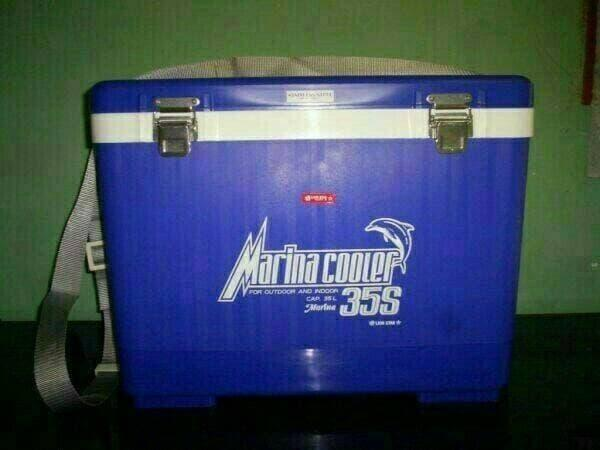 HOT PROMO!!! (Khusus Jne) Marina Cooler Box / Kotak Es 35s Lion Star - 1r1qHI
