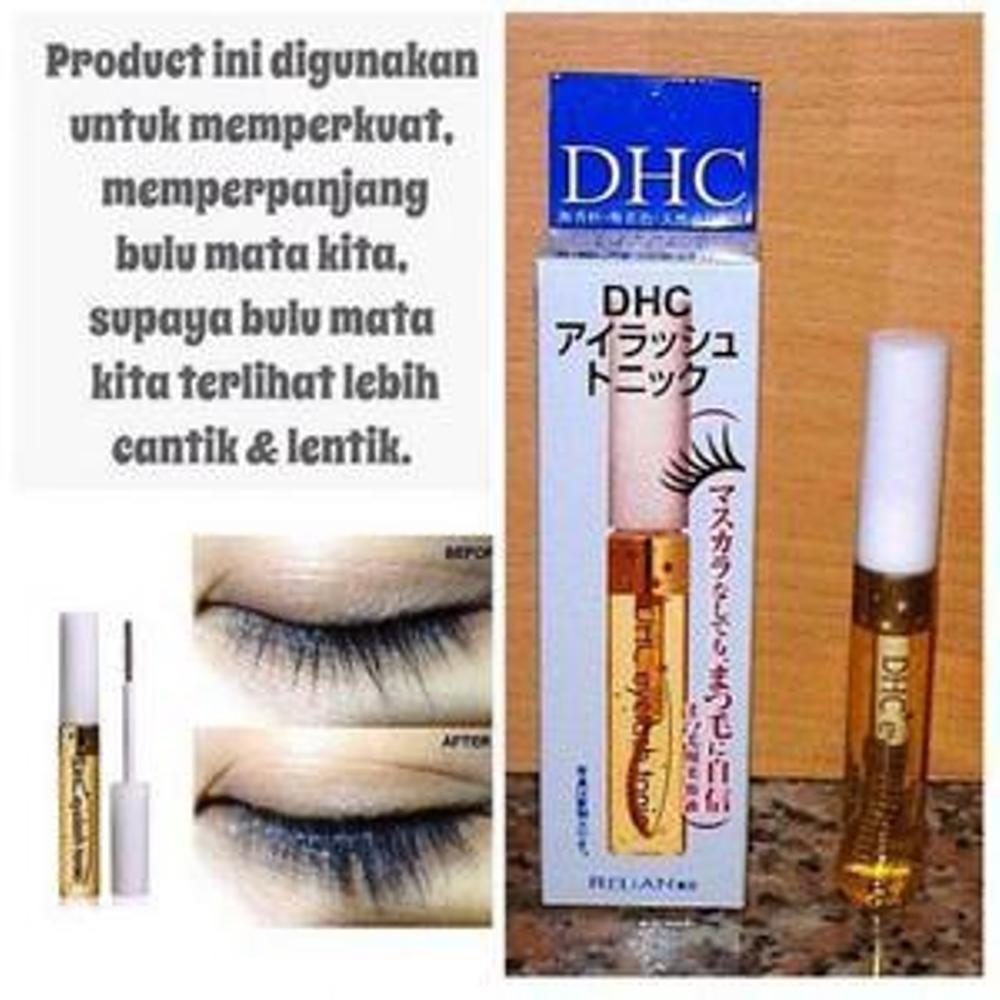 Relian DHC Eyelash Tonic - Serum Pemanjang Bulu Mata BPOM