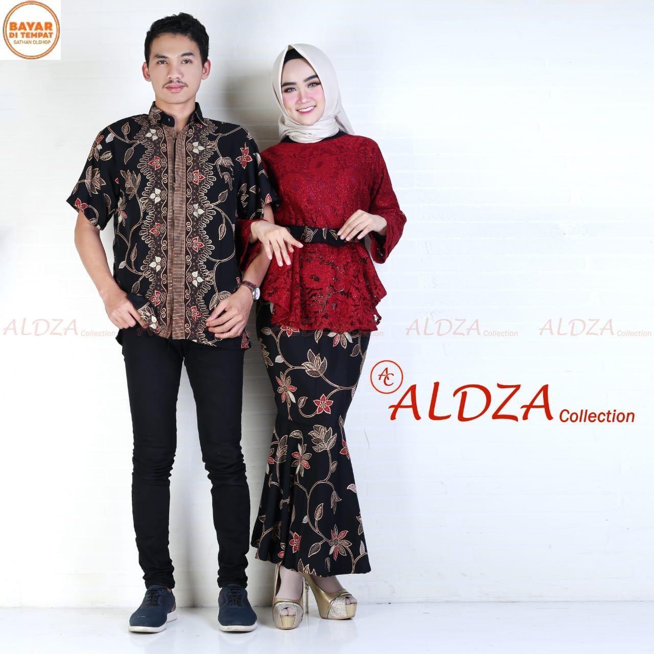Kebaya Modern Hijab Remaja Style Modis Cantik Brokat Setelan pakaian baju  couple  kebaya batik 0c233d28fa