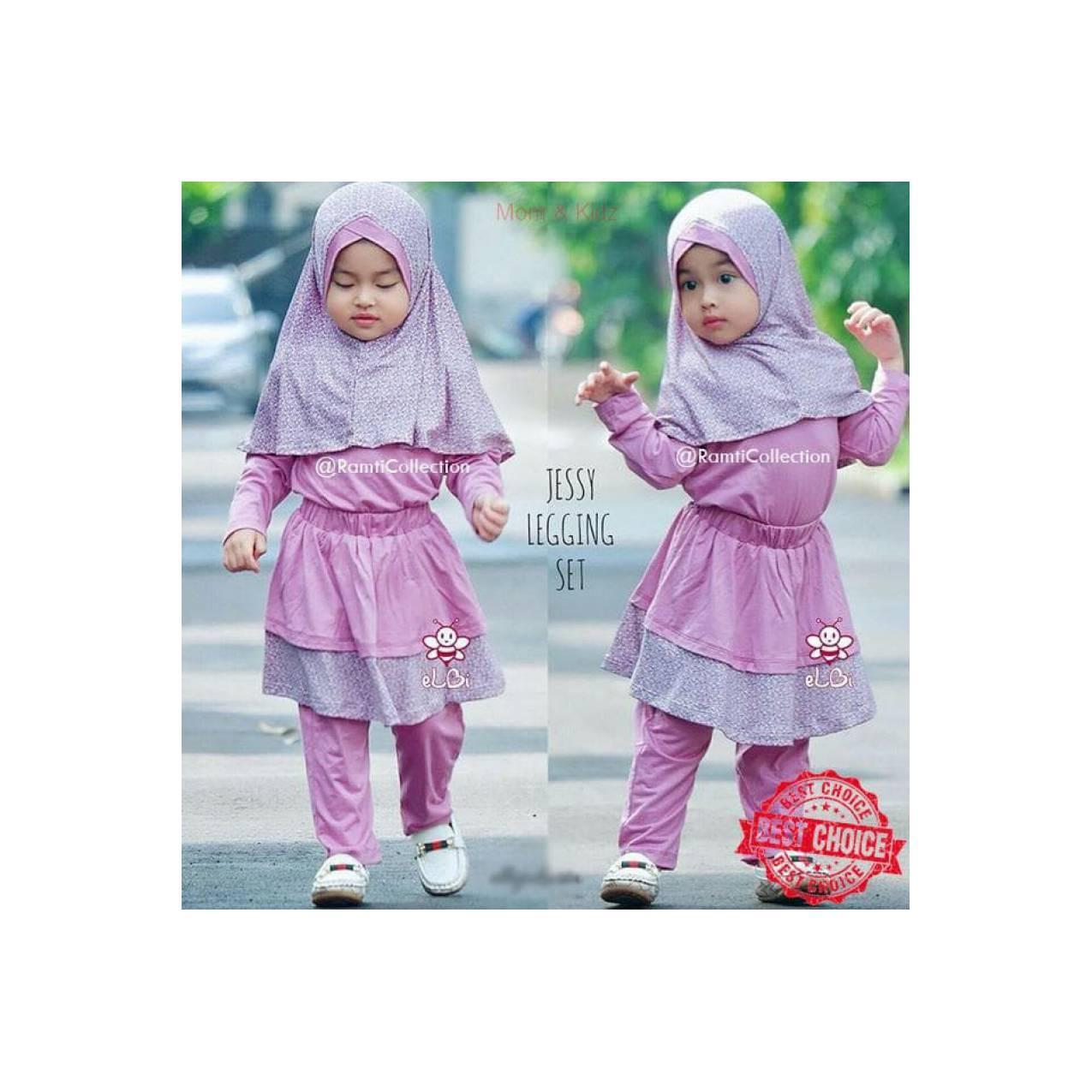 Garansi Harga Termurah Grosir Busana Muslim Anak Perempuan I Jual Baju