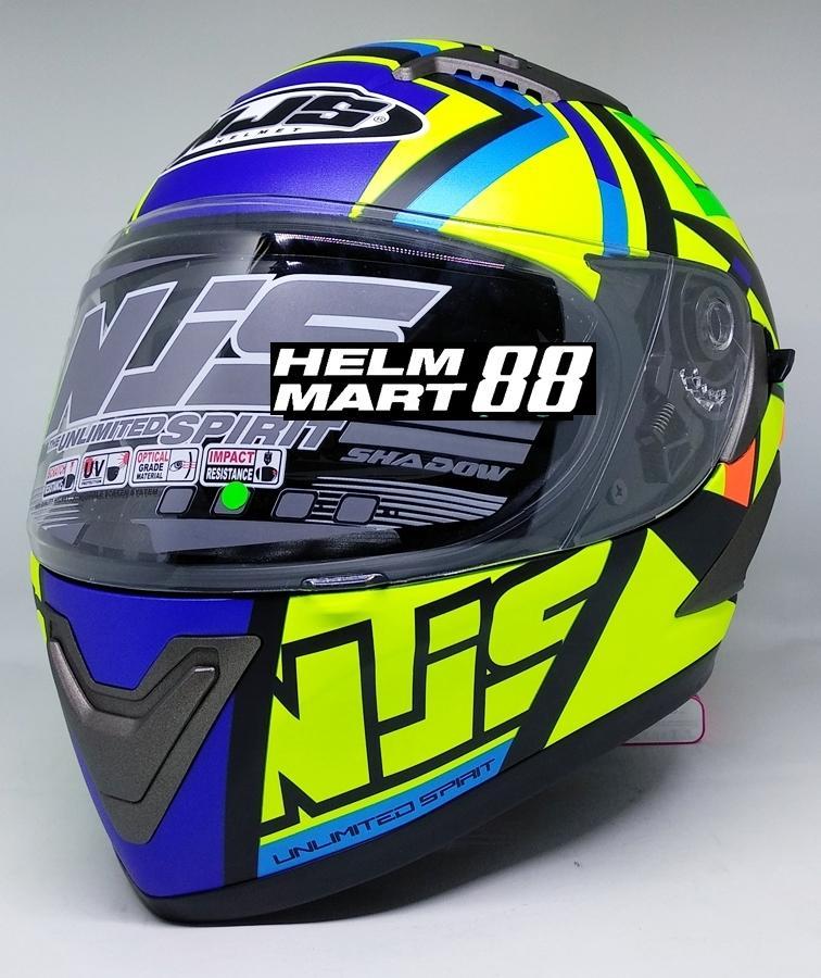 Helm NJS SHADOW-R 804 Soleluna