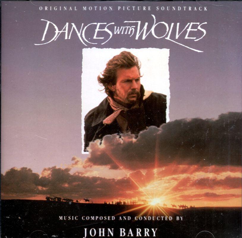 CD SOUNDTRACK - DANCES WITH WOLVES