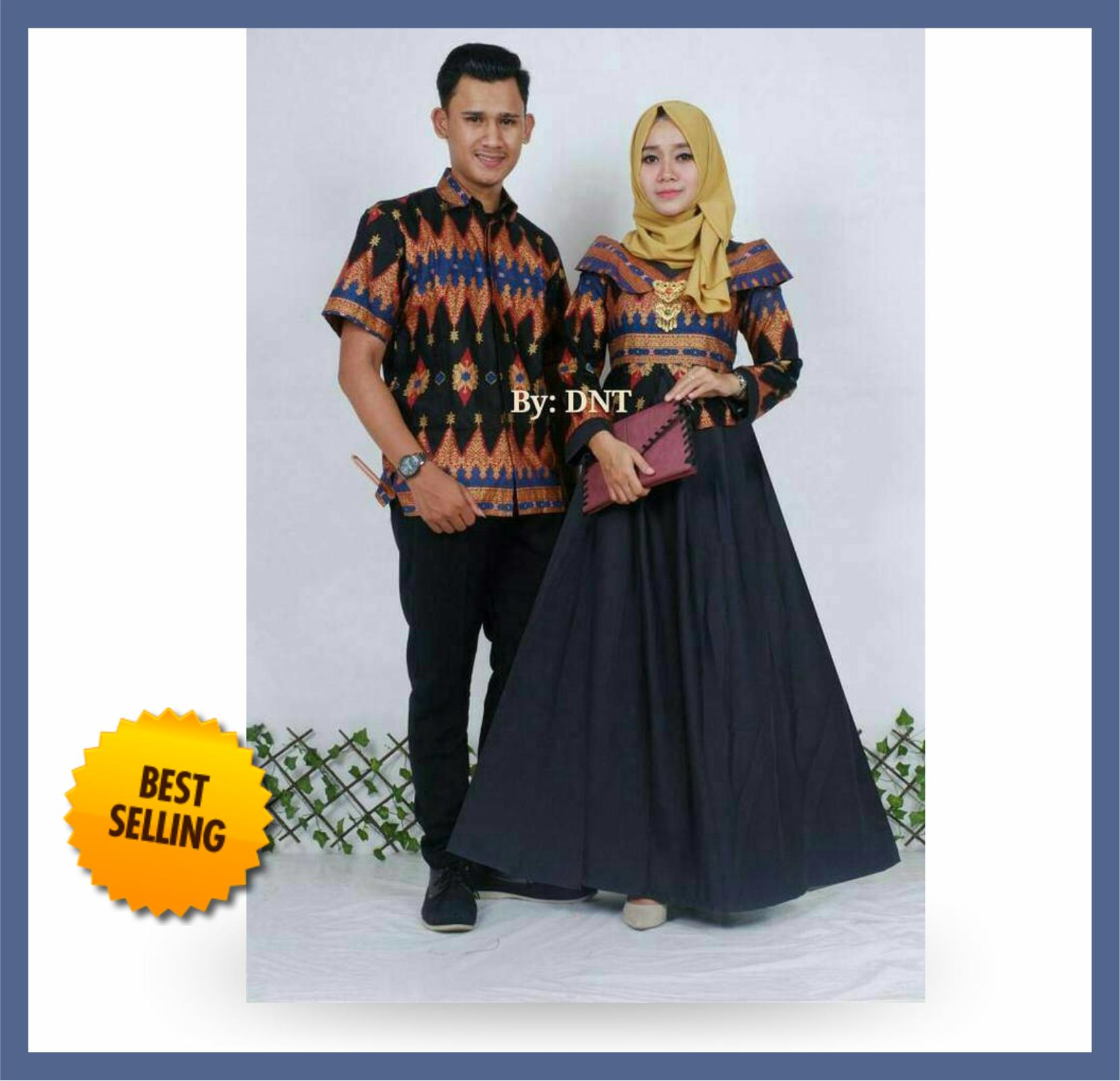 Batik Couple / Batik Sarimbit / Batik Kondangan / Batik Modern / Batik Keluarga / Batik