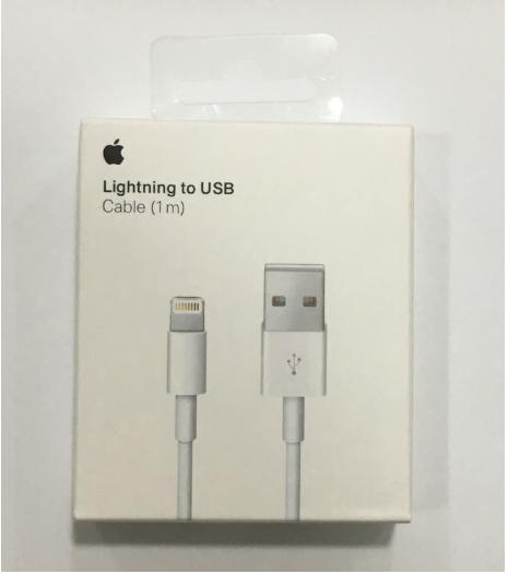 APPLE IBOX CABLE DATA FOR IPHONE 5/6/7/X 1M 1 YEAR WARRANTY