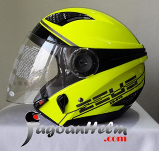 ZS-610 MOTIF FLUO YELLOW / OO17 BLACK