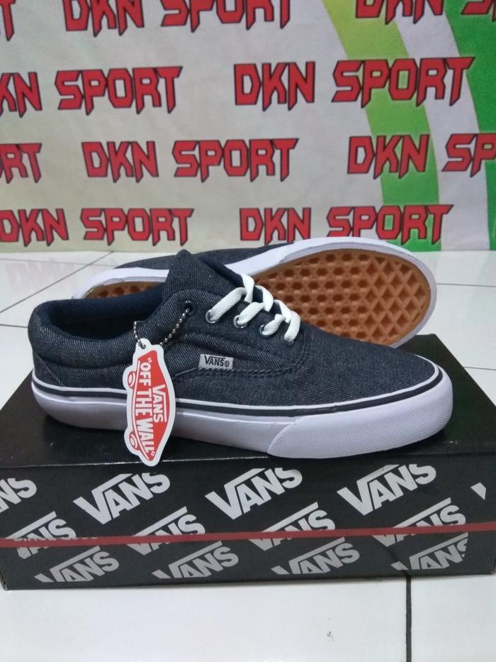 ORIGINAL!!! Sepatu Vans Authentic Levis