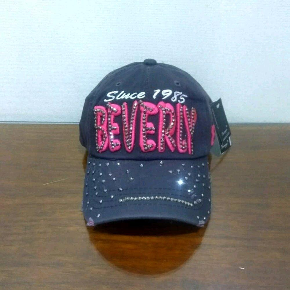 Topi Fashion Blink2 Baverly Import - Black di lapak Topi KanBaru topikanbaru