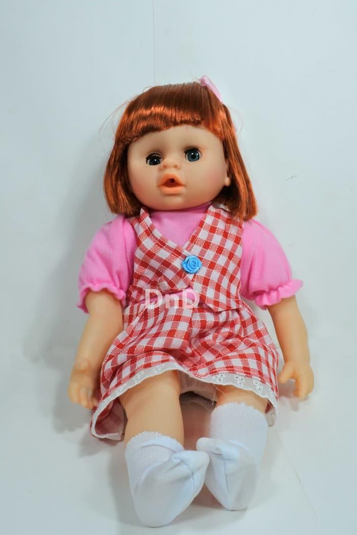 Mainan Anak - Boneka Susan My First Baby Sing Nyanyi Lucu