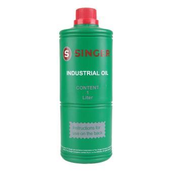 Harga Penawaran SINGER Oil 1 Liter Minyak Pelumas Mesin Jahit - All Purpose Oil discount -