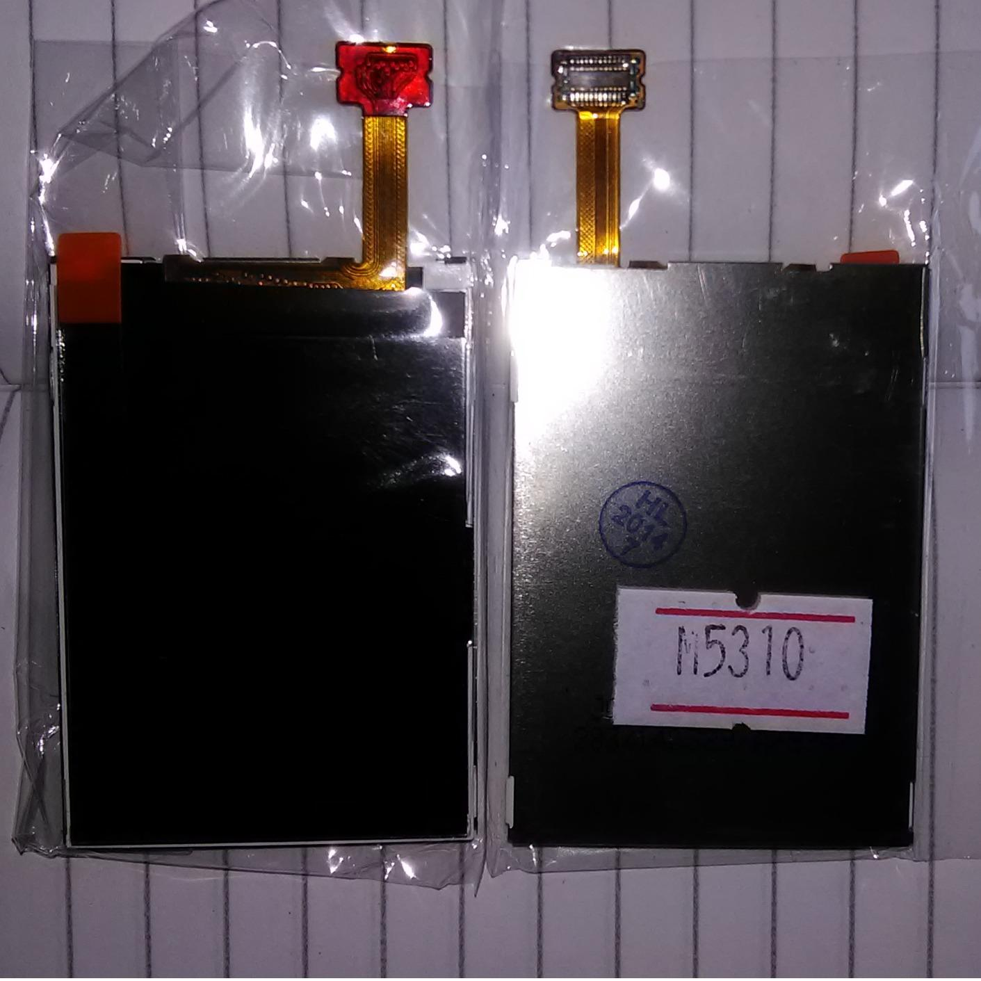 LCD / Layar Display Nokia 5310 3210C 3600S 5320 6120C 6300 6350 6500C 6555 7500 8600 E51