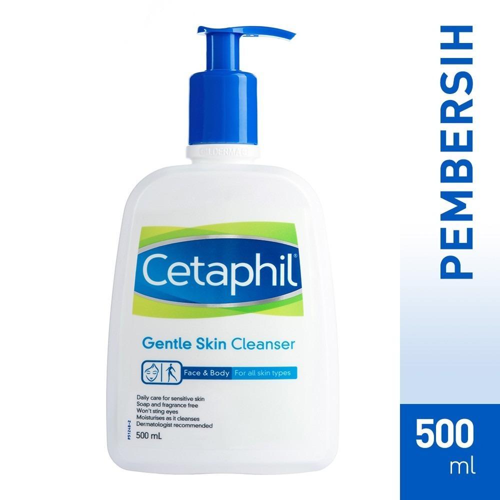 Cetaphil Produk Kesehatan Kecantikan Baruu I Voucher Indomaret Gentle Skin Cleanser