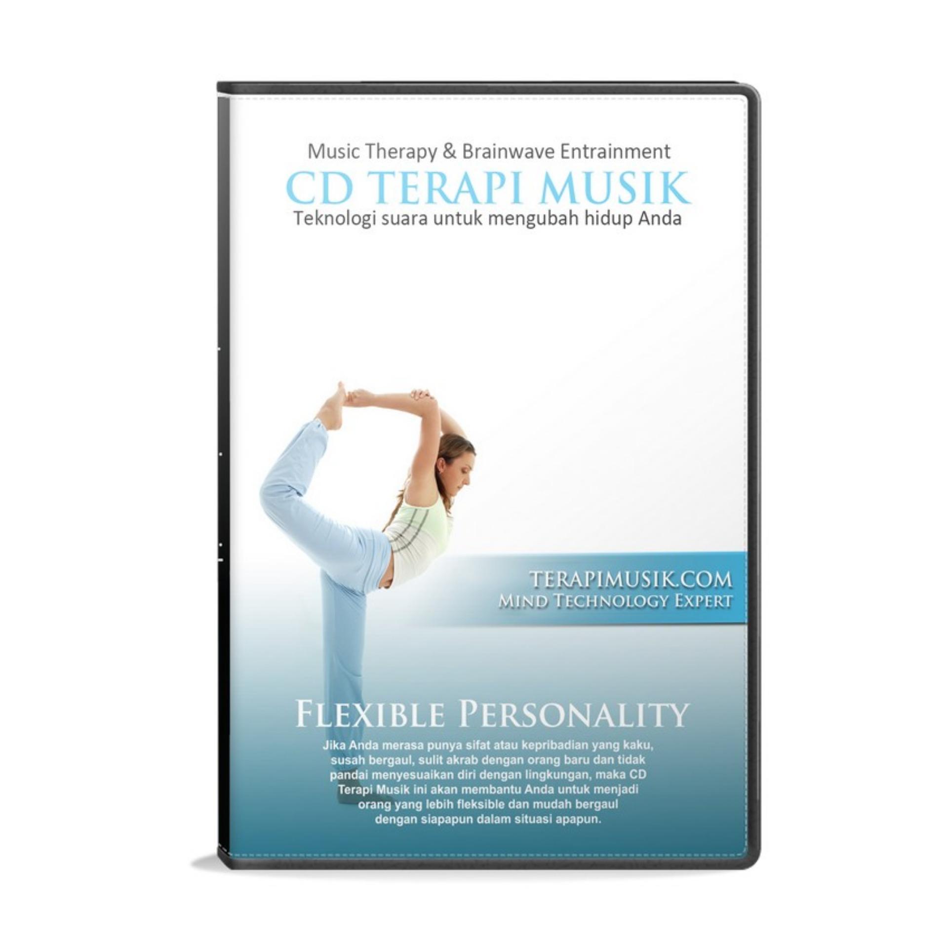 Terapi Musik Flexible Personality (mengatasi Sifat Kaku / Susah Bergaul) By Terapi Musik.