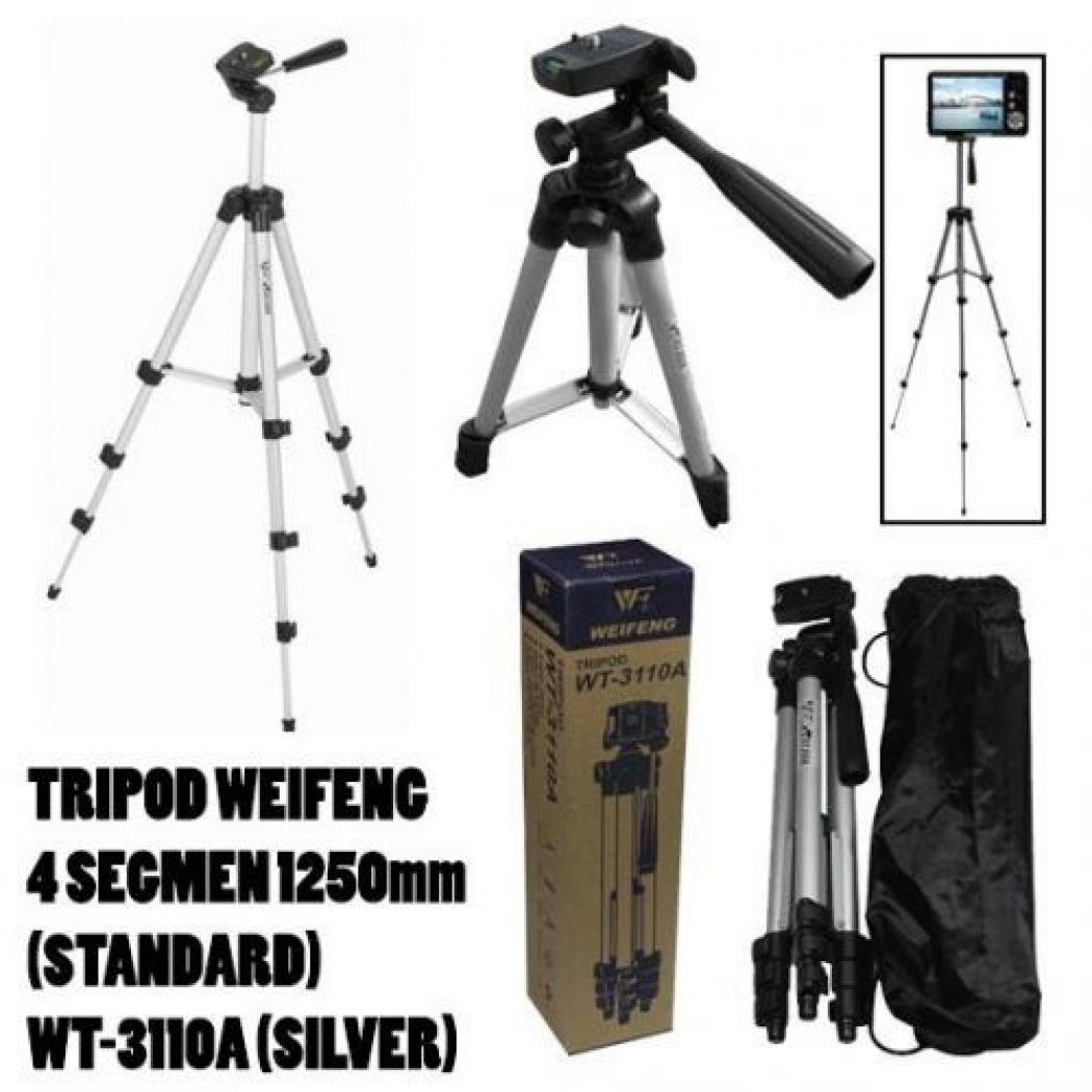Tripod Weifeng WT-3110A For Pocket Camera DSLR / Canon / Nikon / Sony / YI Dll