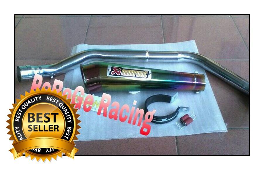 Knalpot Jupiter MX/Supra X 125/Vega ZR/Blade/Mio/Beat/N Max/CS 1, dll