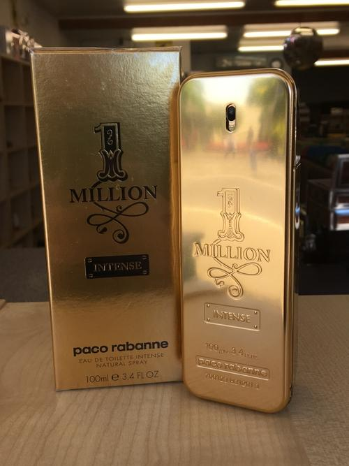 Paco Rabanne One Million Intense EDT Parfum [100 mL] (Original From Singapore) Bisa bayar di tempat