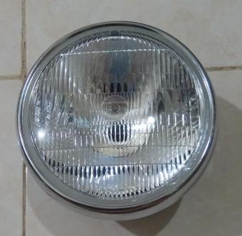 Price Checker lampu depan. Reflektor.head lamp honda tiger bulat pencari harga - Hanya Rp76.181