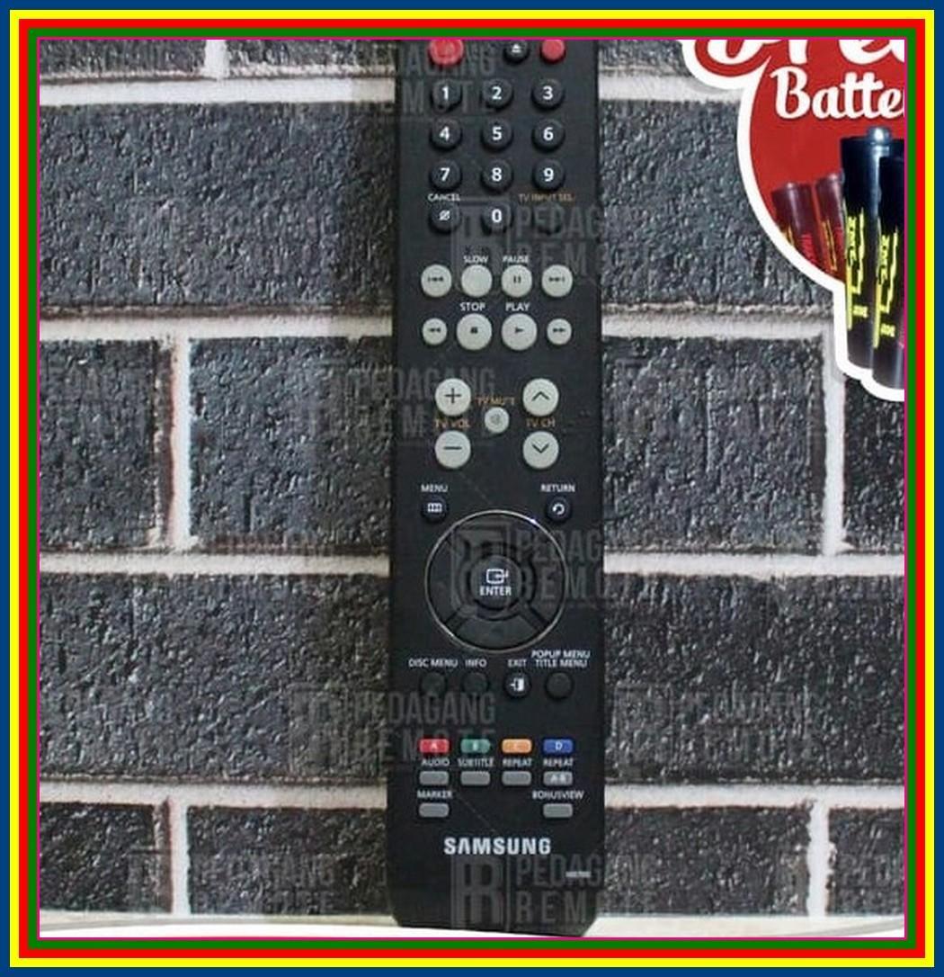 Remot Remote DVD Blu-Ray Bd Samsung 00070D Ori Original