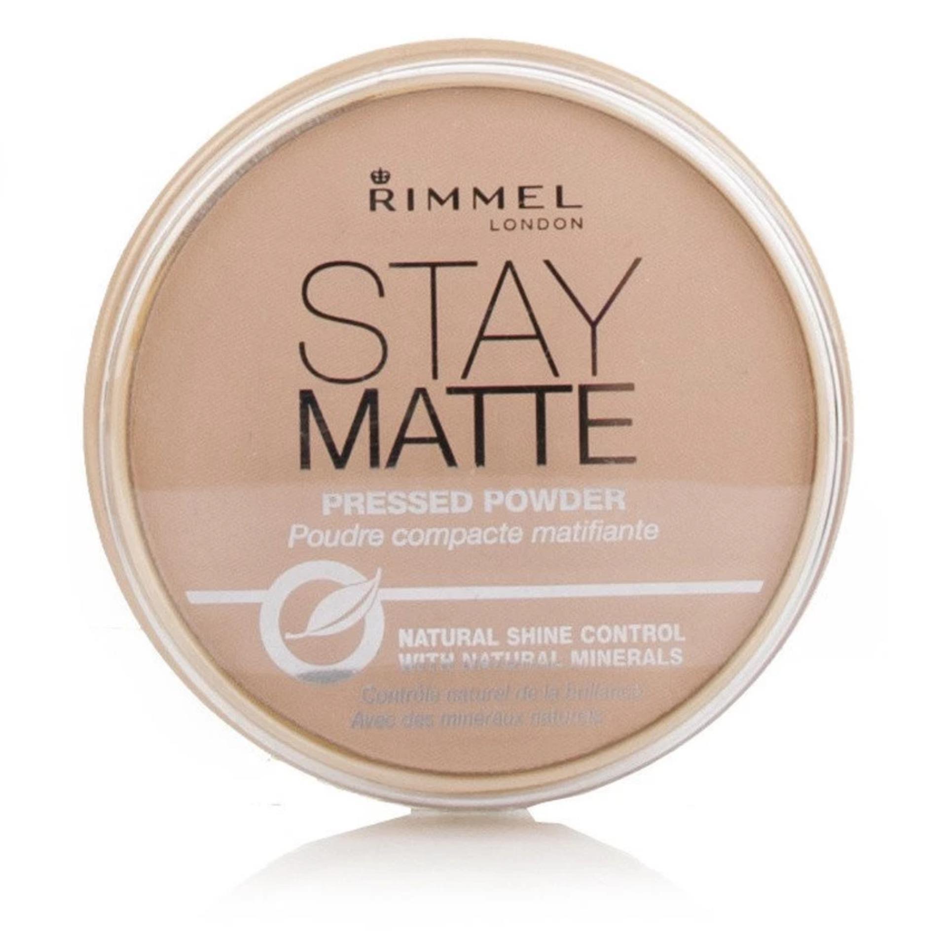 Stay Matte Pressed Powder # Silky Beige Original Tahan Lama Bedak Padat Asli Samarkan Noda Face Wajah Segar Cantik Bersinar Bebas Kilap Makeup Rias Lembut Ringan