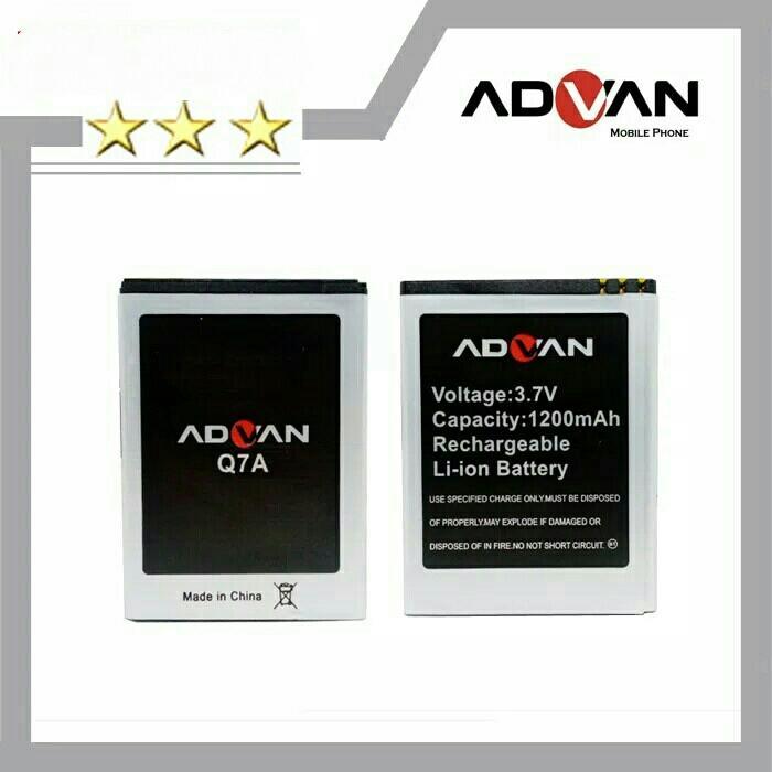 BATERAI BATRE handphone Advan q 7A Original