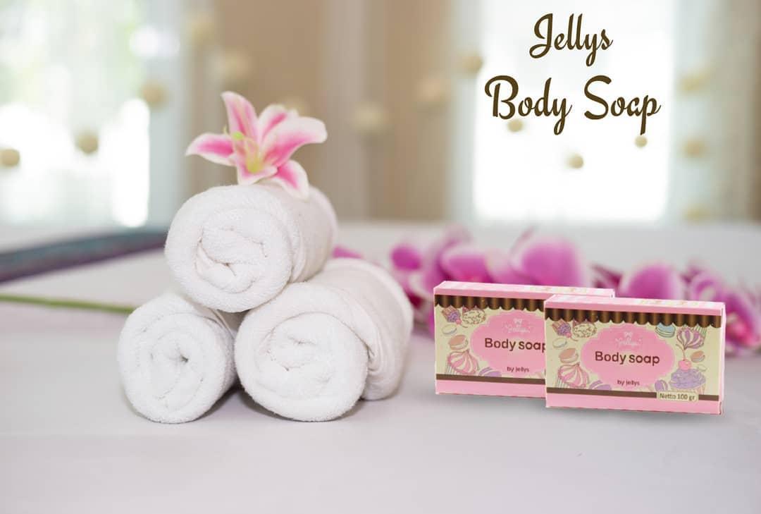 PURE SOAP - BODY SOAP ORIGINAL BPOM - SABUN PEMUTIH