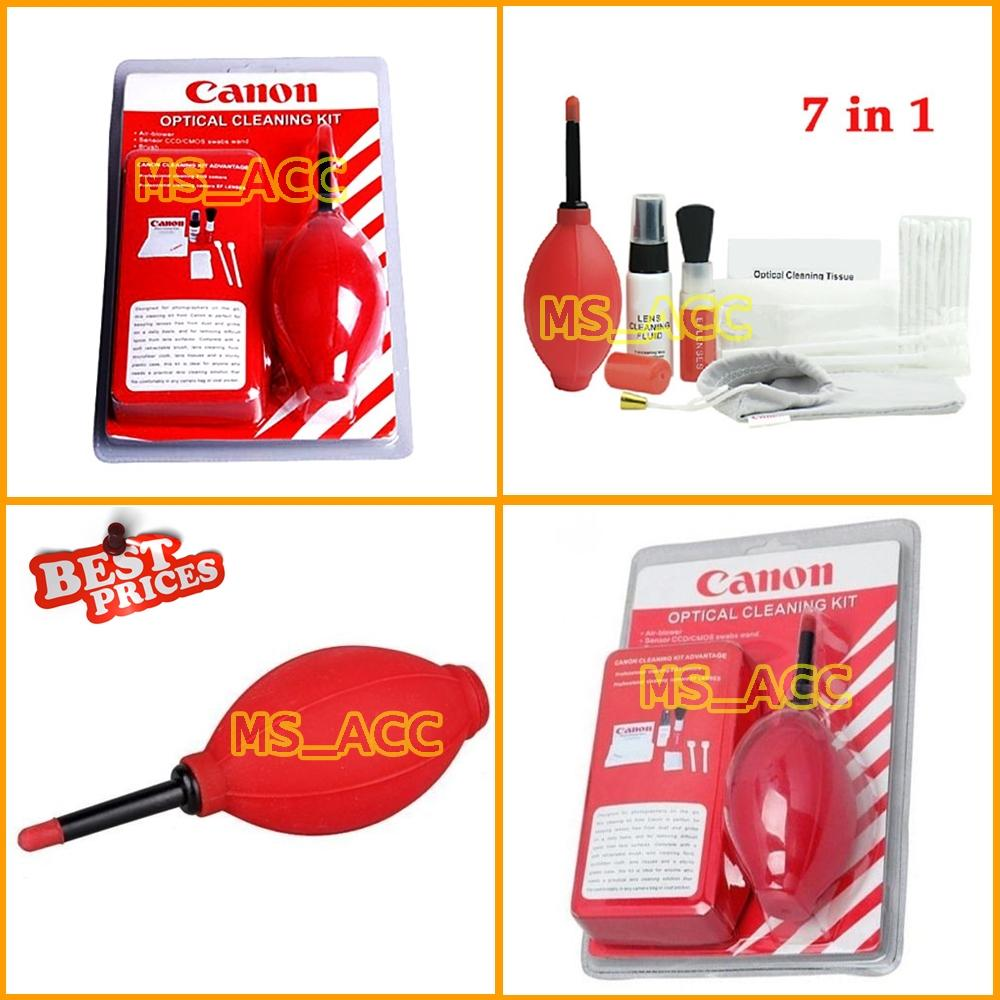 Canon Optical Cleaning Kit / Cleaning Kit Camera Canon / Pembersih Lensa Camera Canon [ Ms_acc ] By Ms_acc.