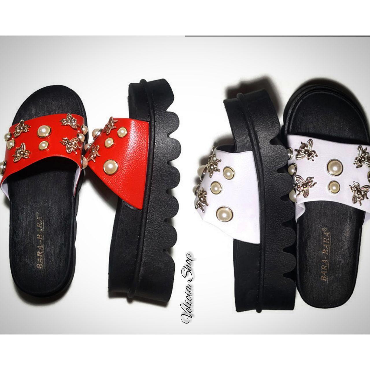 Jelly Shoes - Sandal Flip Flop Wanita - Sandal Selop - Sandal Jelly Bara Bara TM01