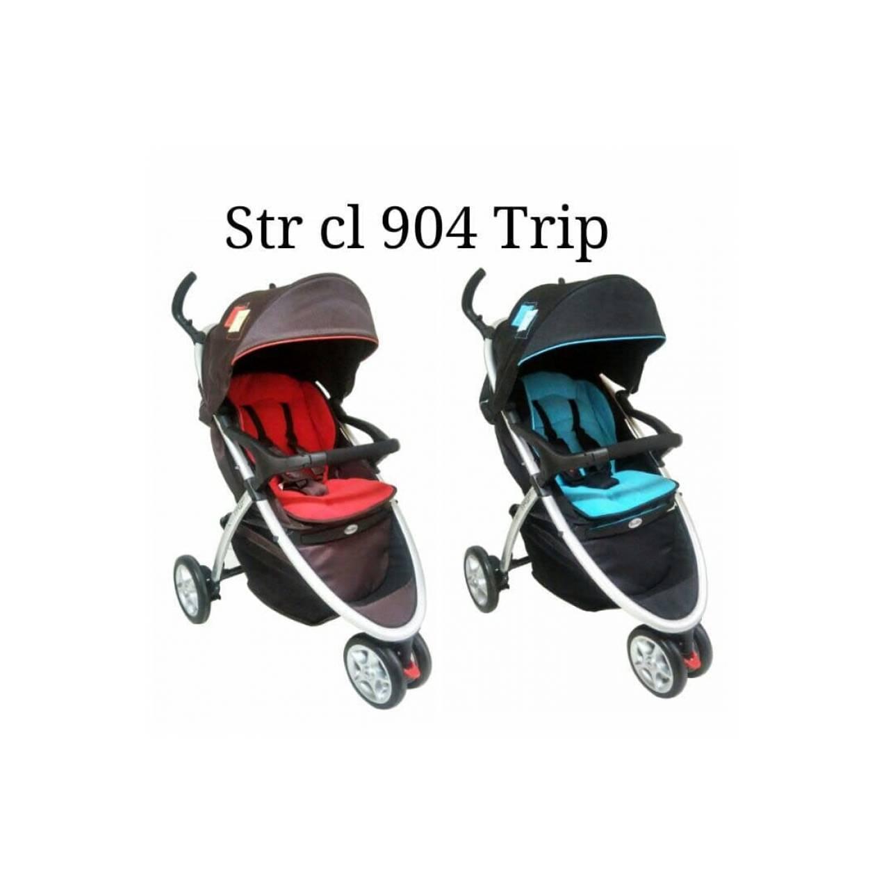 Stroller Cocolatte Trip CL 904 kereta bayi