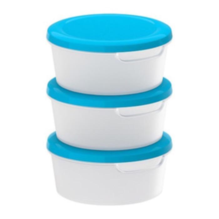 IKEA JAMKA Food Container Tempat Kotak Makan Serbaguna Penyimpanan 0,5