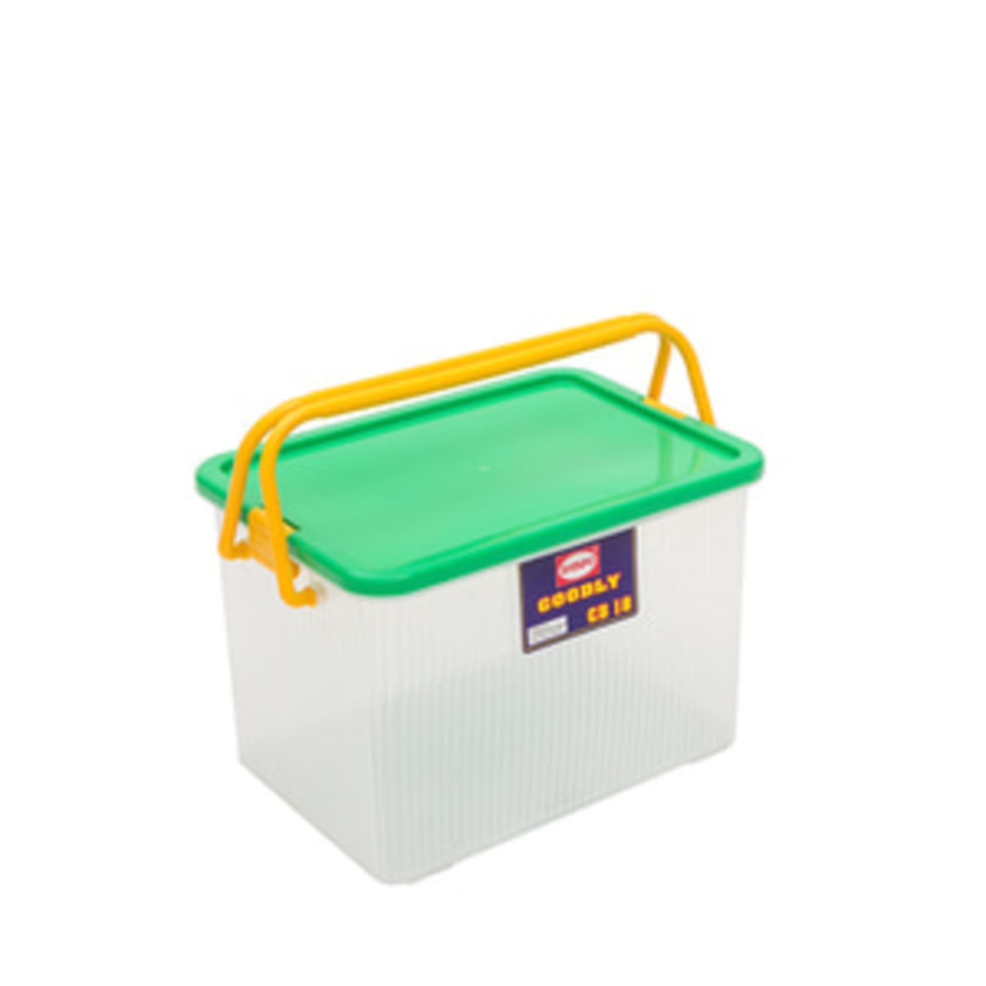 Buy Sell Cheapest Belo Kontainer Dapur Best Quality Product Deals Ikea Pruta Tempat Makanan Isi 17pc Orange Box Plastik Dgn Handle Pegangan 18 Liter