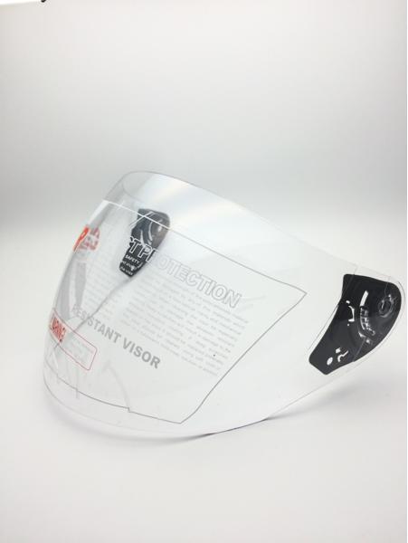 Exclusive kaca helm ink centro dan kyt dj maru galaxy merk CLEAR