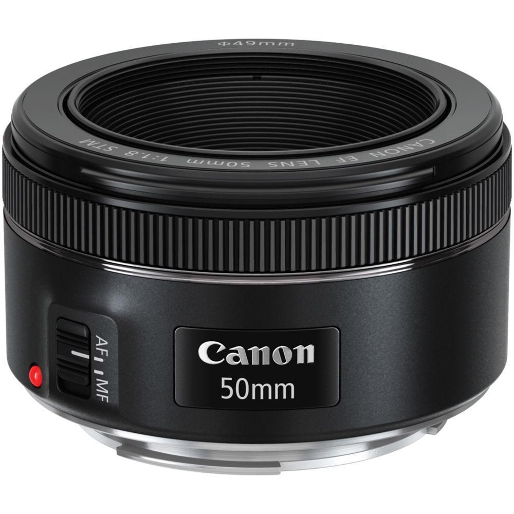 Canon Lens EF 50MM F/1.8 STM (PL1)