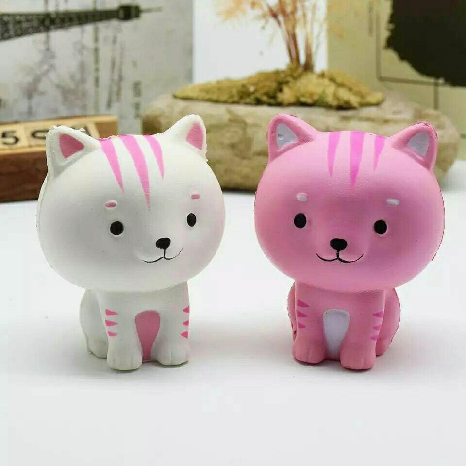 Squishy kucing best seller / squishy slow rising / squishy murah