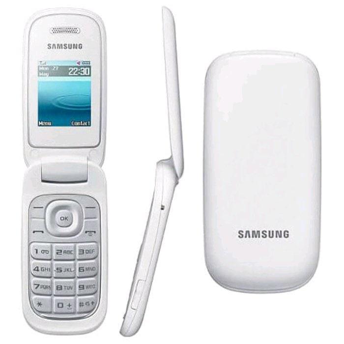 Samsung Caramel Dual SIM E1272 - Refurbish
