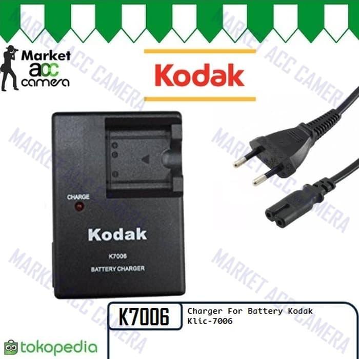 Charger Kodak K7006 (M531/M522/M575/M577/M580/M873/M200/M530/M552) TERLARIS
