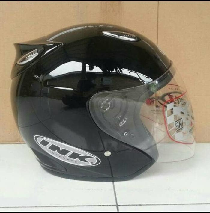 Helm INK Centro Hitam.Besik Alice