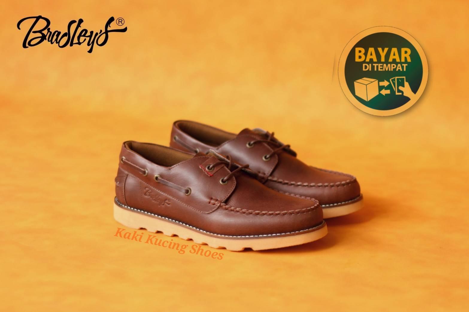 Sepatu Kulit Bradleys Zapato - Sepatu kulit - Sepatu Formal