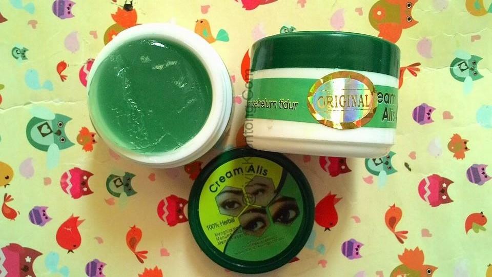 Cream Penumbuh Bulu Alis dan Bulu Mata Super Aman