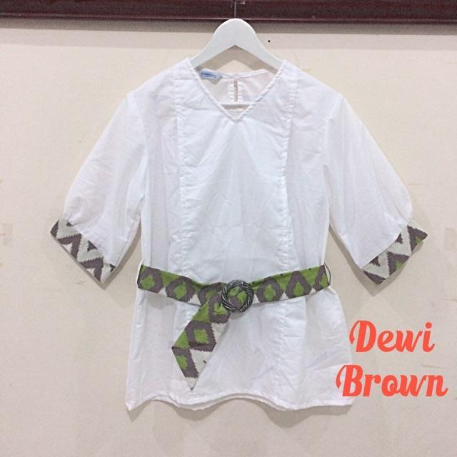 Baju Menyusui Dewi