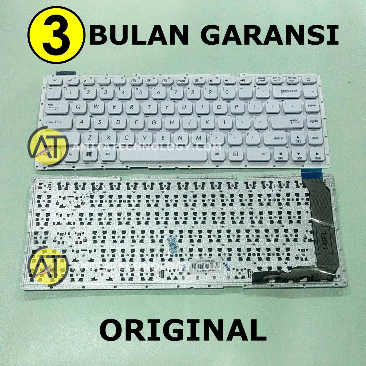 Amita - Keyboard ORIGINAL Asus A441 X441 A441U A441UA X441S X441SA X441SC X441U