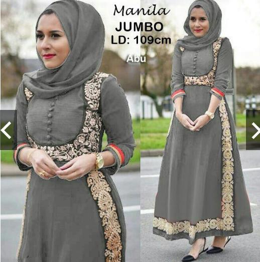 IndonesiaHeritage Gamis Pesta Premium dg Renda Glitter Import + Pashmina (Real Pic) / Kondangan Muslimah Jumbo / Fashion Busana Muslimah / Kebaya Modern / Gaun Party Maxy Dress Busui ihmanila