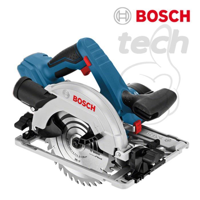 Cordless Circular Saw / Mesin Gergaji Circular Baterai Bosch GKS 18 V-57