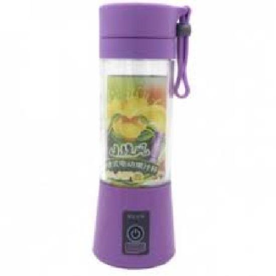 AIUEO Shake n Go - Juice Blender Portable and Rechargeable Battery - Purple