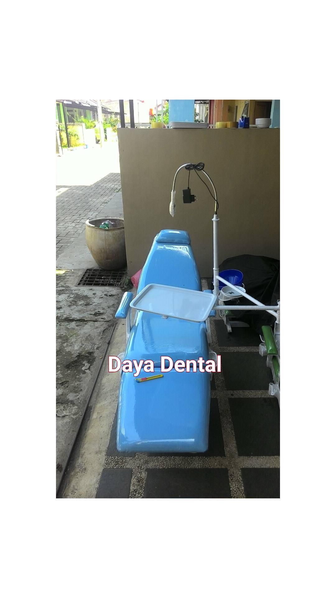 Dental unit portable/kursi dokter gigi/dental unit lipat/ dental unit