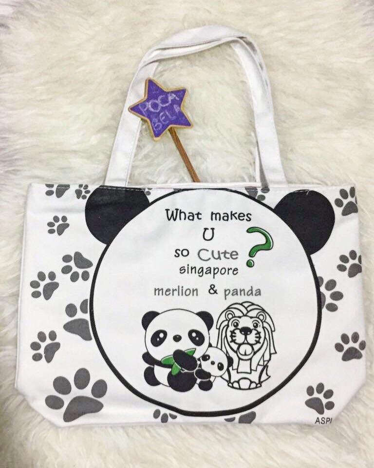 Pocabela Shop - Tote Bag Import Singapore
