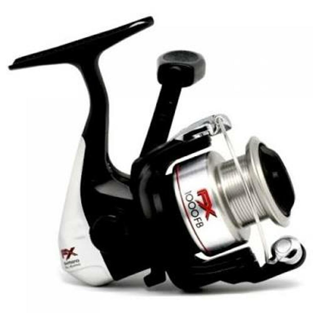 Reel Pancing Shimano FX 1000FB Spinning Drag 1 Kg Aluminium Spool