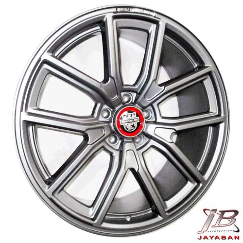 Velg mobil racing ring 20 inch Rep. Centerline PCD 5x114.3 CRV, CX5, CX7, Expander, Captiva